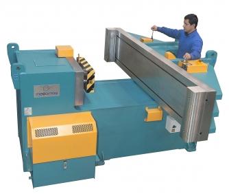 Straightening Press 180 ton