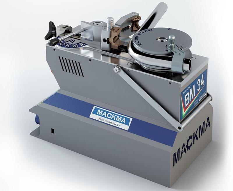 Ex-demo Mackma BM34