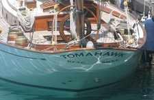 Tomahawk stern