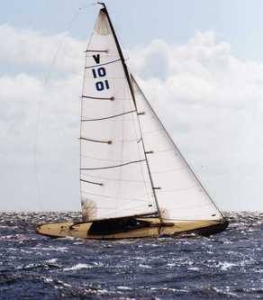 Sunbeam upwind