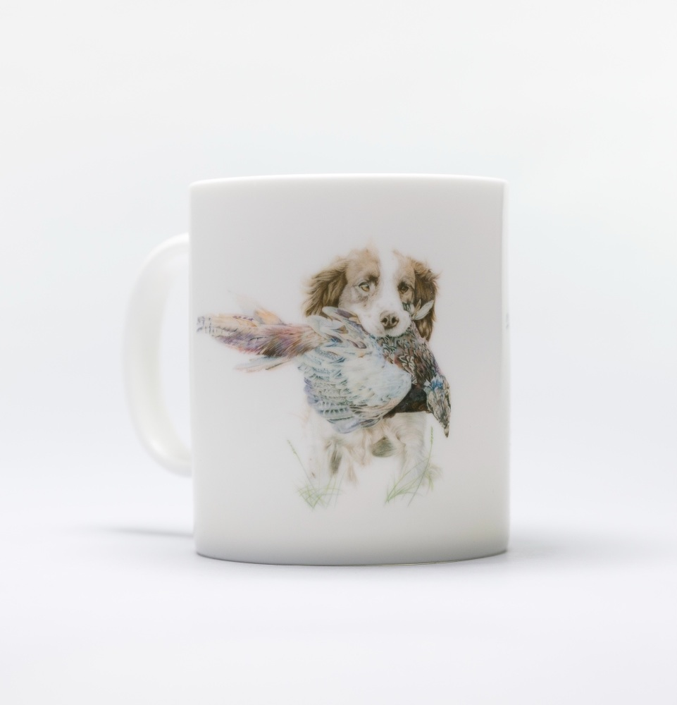 In The Field - China Mug