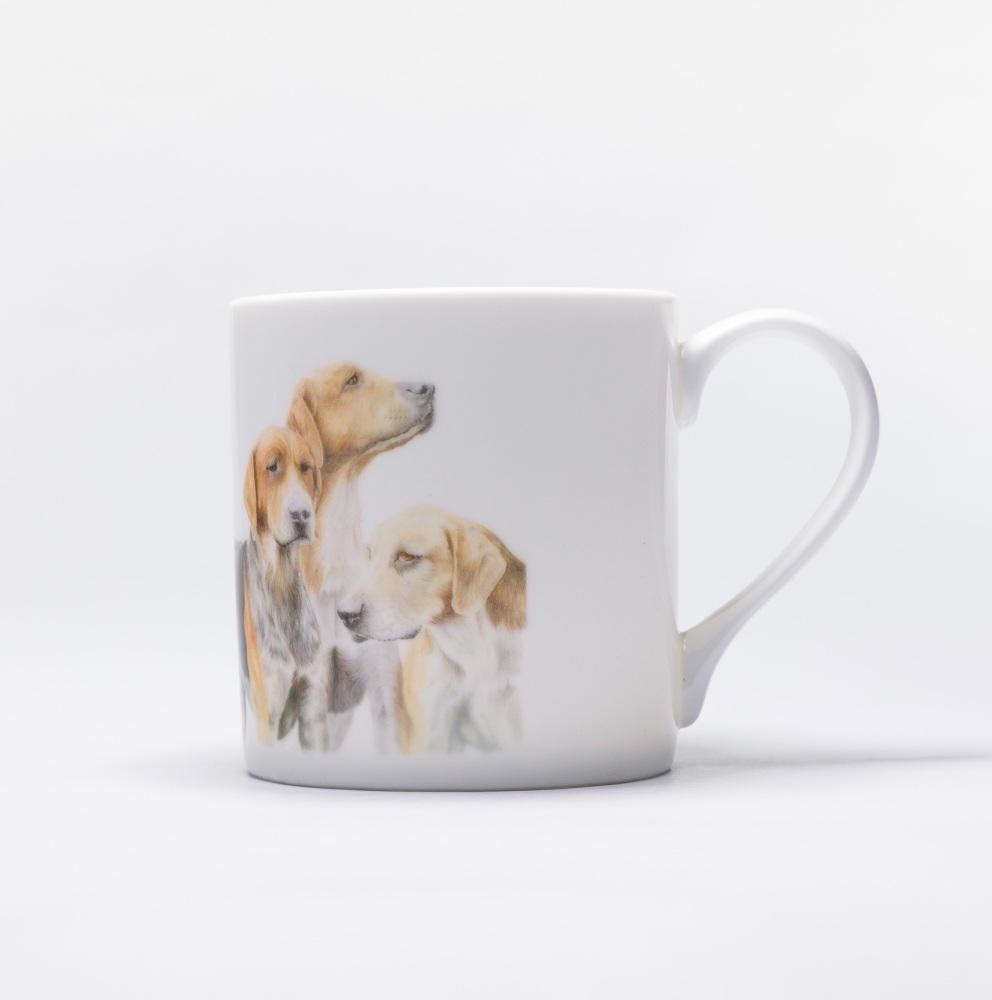 Patience - China Mug
