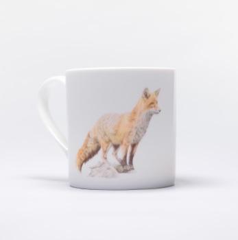 The Hunter - China Mug