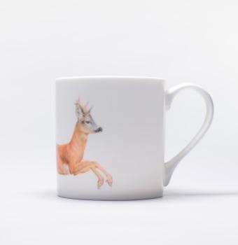 Leap of Faith - China Mug