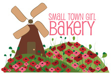 smalltowngirlbakery.co.uk, site logo.