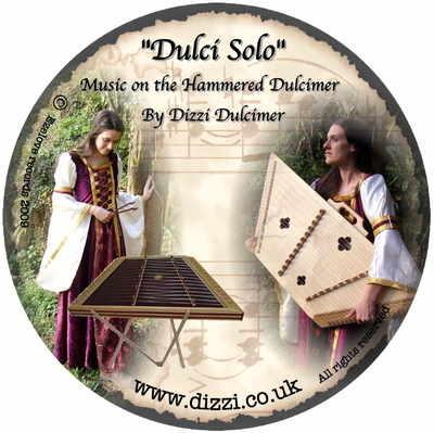 Dulci Solo CD