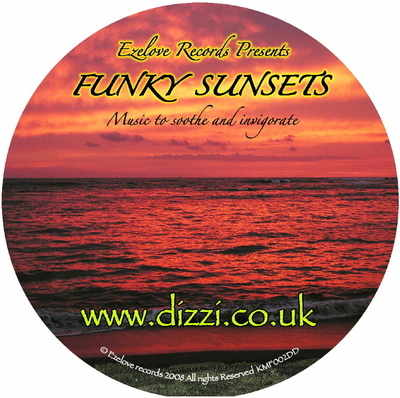 Funky Sunsets CD