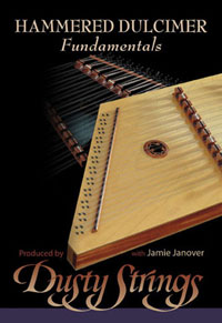 Hammered Dulcimer Fundamentals DVD by Jamie Janover