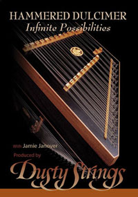Hammered Dulcimer Infinite Possibilities DVD by Jamie Janover