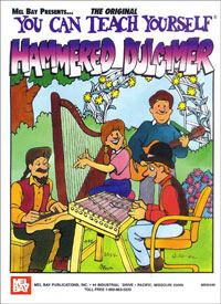 Teach yourself Hammered Dulcimer book by Madaline McNeil