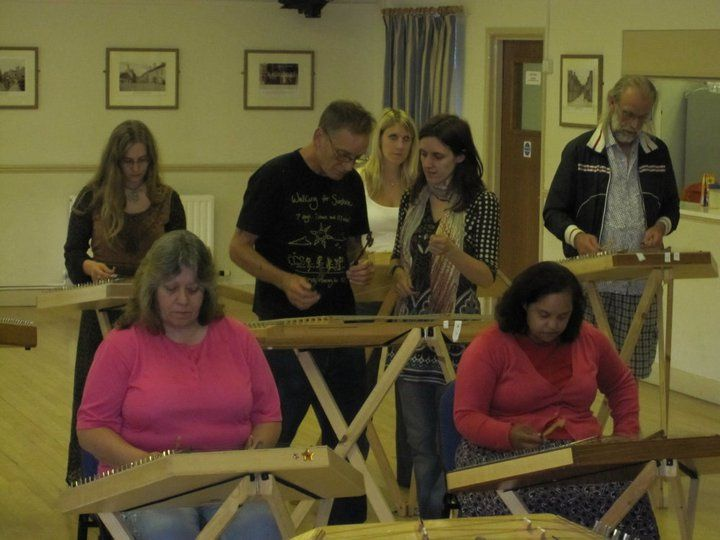 Learn to Play Dizzi's Solo Dulcimer Compositions on USB Stick
