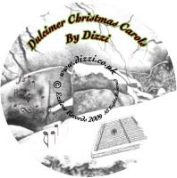 Learn a selection of Christmas carols The Dizzi way USB Stick