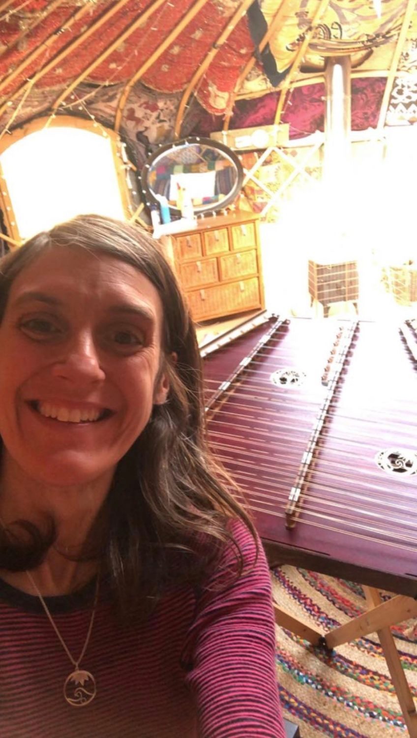 Hammered Dulcimer Tuition Mini break holiday (2 night stay)