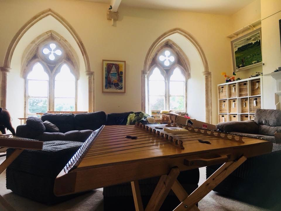 Hammered Dulcimer holiday 5 hours of tuition Couples (2 night stay)