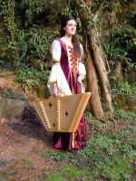 In person Dulcimer lesson with Dizzi for up to 2 people (1 hour)