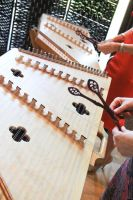 Online Streamed Dulcimer lesson with Dizzi for 1 person (1 hour)