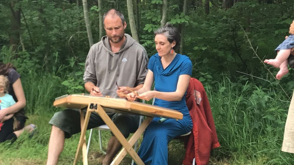 Learn to play Melodic Meditation Music on Hammered Dulcimer for Relaxation