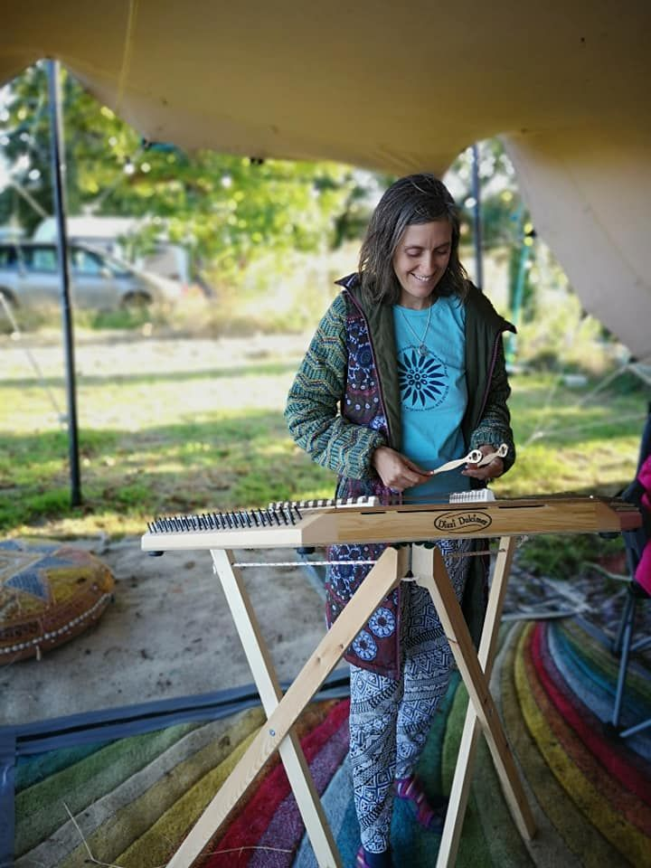 Fusing Technology with the Dulcimer