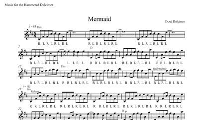 Mermaid Sheet Music