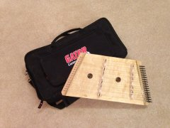 Dizzi Dinky Dulcimer WITH BAG