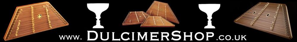 ukdulcimershop, site logo.