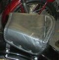 spring rear saddle