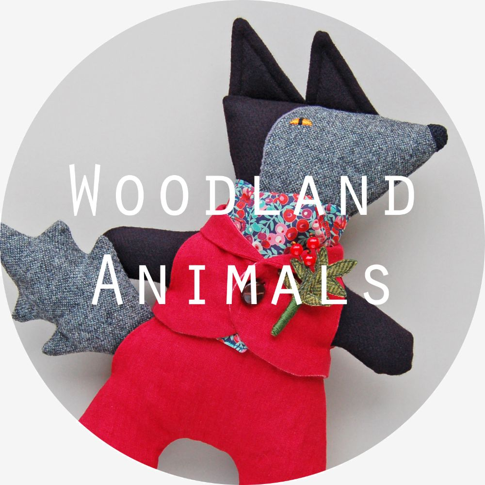 <!-- 004 -->Woodland Animals