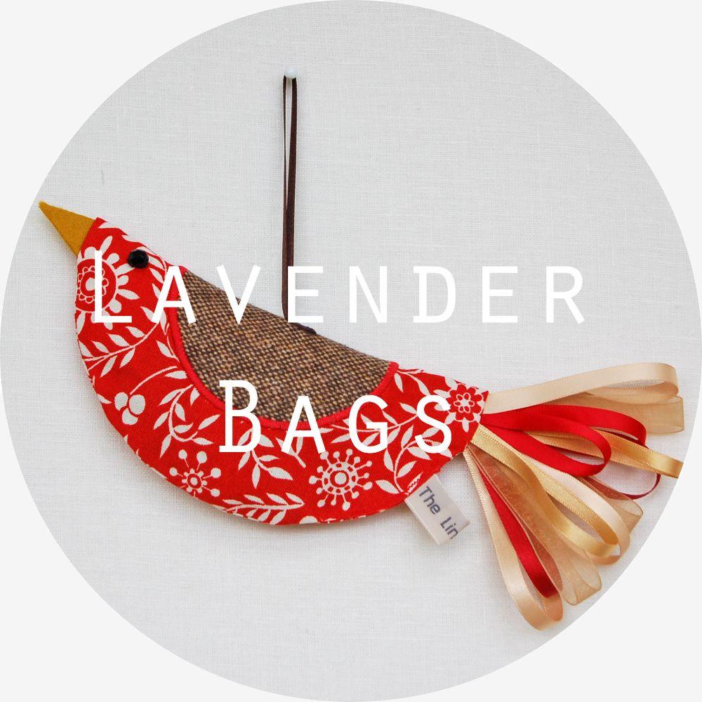 <!-- 002 -->Lavender Bags