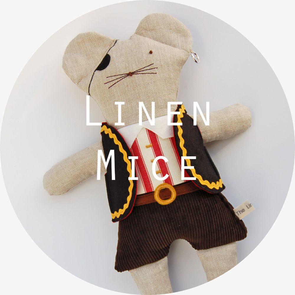 <!-- 009 -->Linen Mice