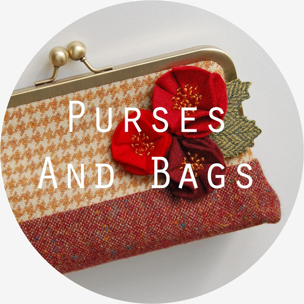 <!-- 007 -->Purses & Bags