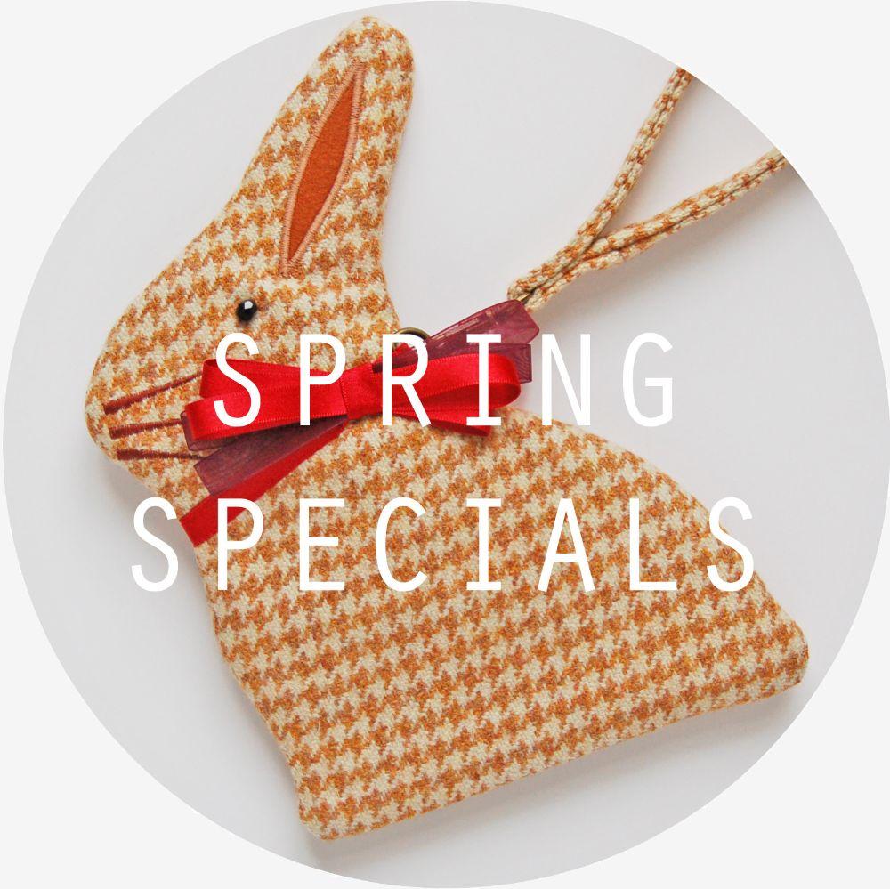 <!-- 0092 -->Spring Specials