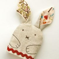 front page egg cosy rabbit