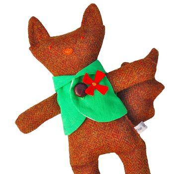 Mr Squirrel in Green Waistcoat