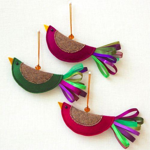 Little Birds Blackcurrant Trio