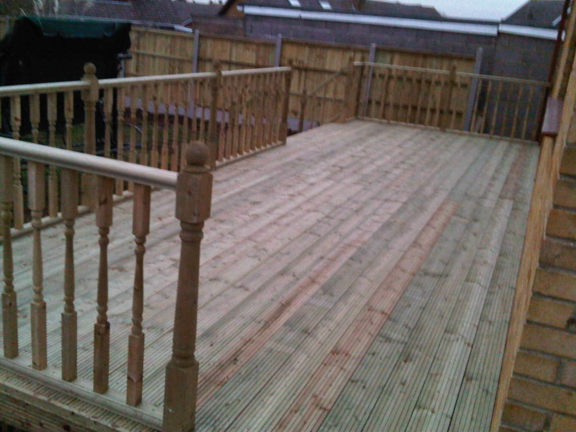 Raised deck (21)