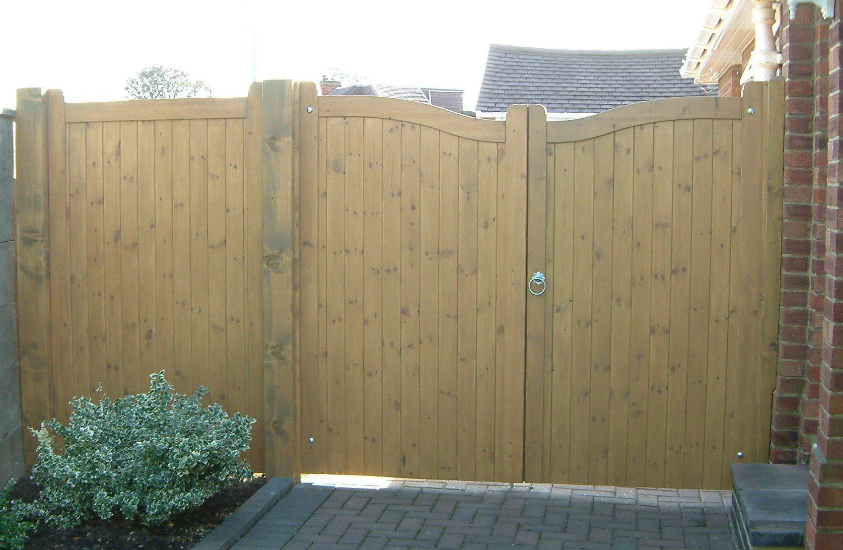 Haymac drop top JQ gate & panel