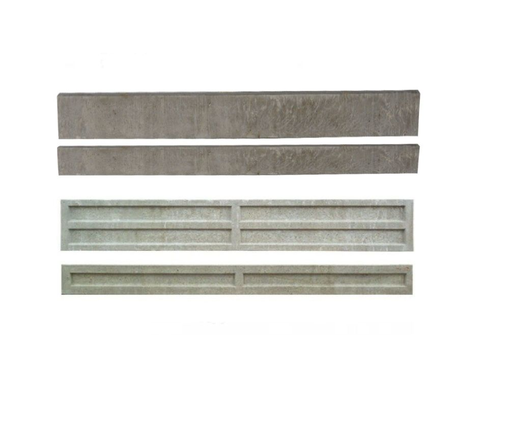 Concrete gravel boards from £10.00