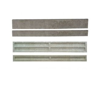 """Concrete gravel boards - ONLY 6"""" GRAVELS BOARDS IN STOCK AT THE MOMENT"""