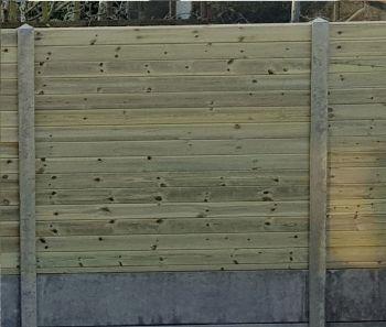 TGV Fence Panel