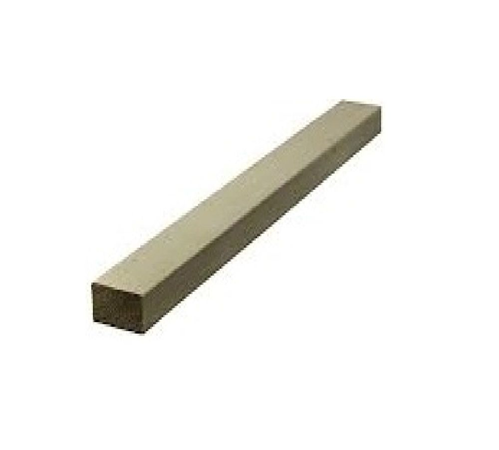 Fence panel back rail - 6ft long £3.60