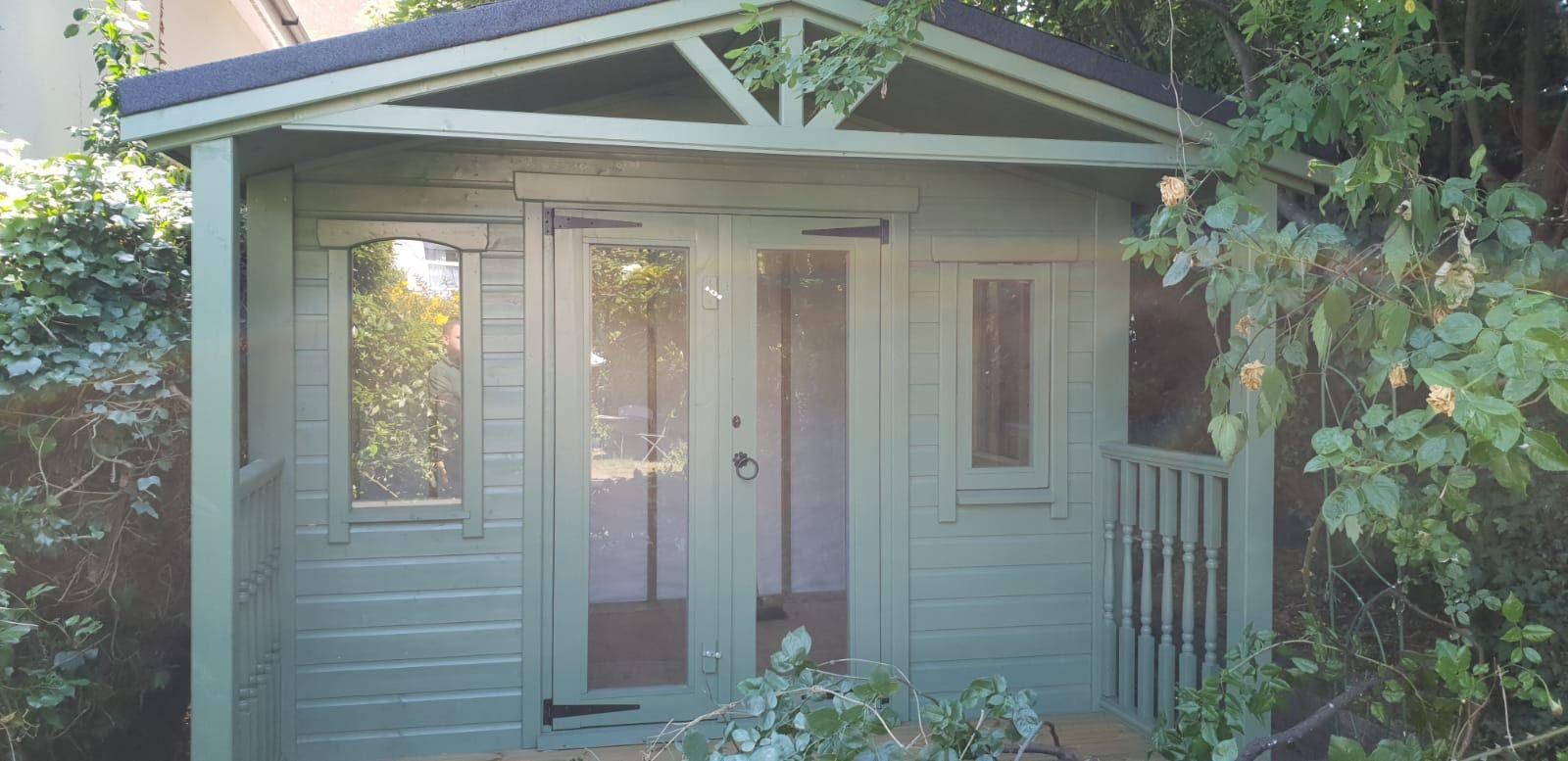 Timber Garden Summerhouse Manufacturer Supplier Installer