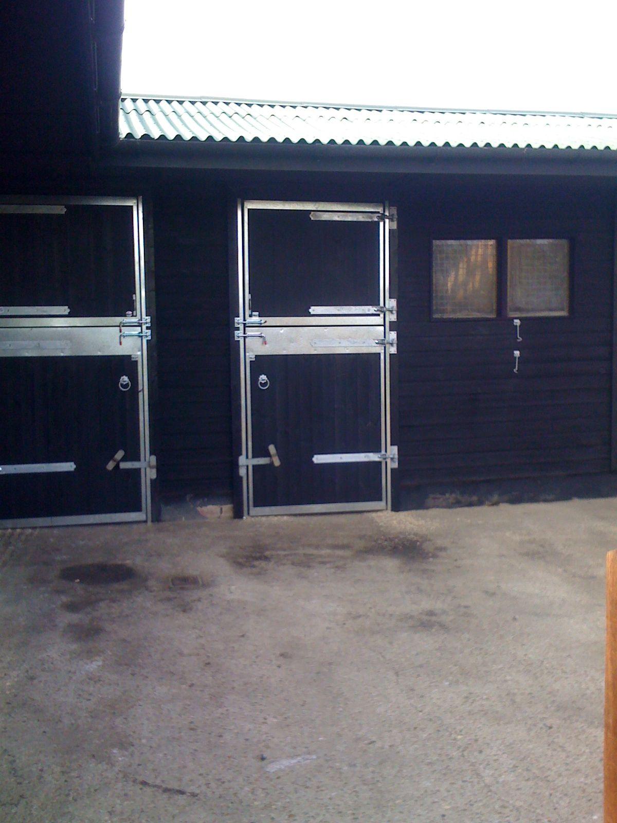 new door and roofing