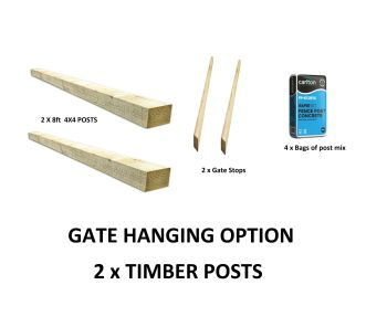 GATE HANGING OPTIONS
