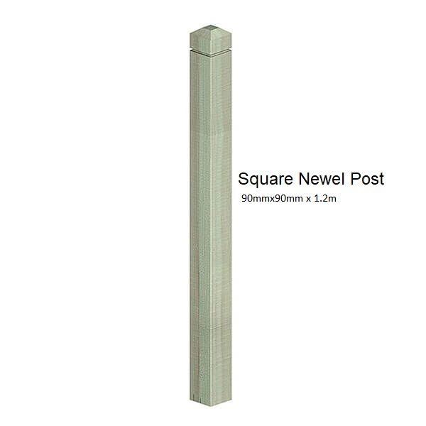 Spindles & Newel Posts