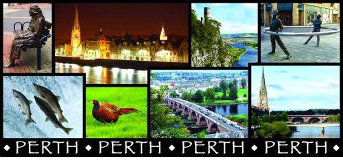 FC001/A Lyric beaker - Perth multi scene