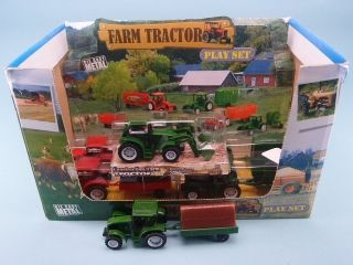 51020 Tractor with trailer