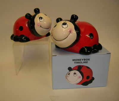 SFN937 Ladybird bank