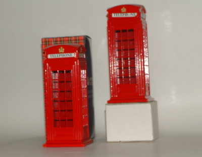 EL502 Telephone box  bank