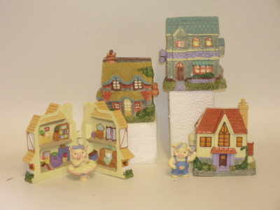 HK205 mini dolls house