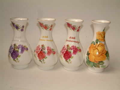 FC050 Tay vase Assorted anniversaries
